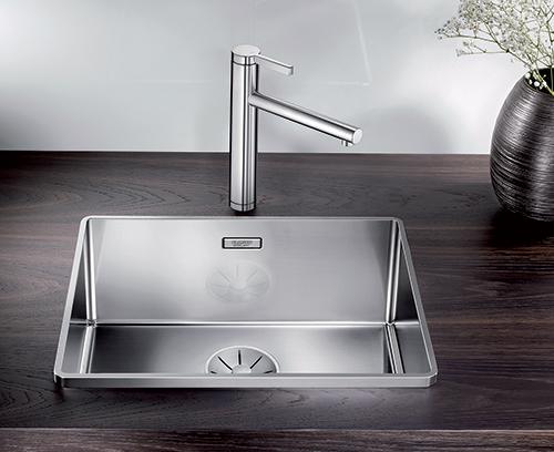 BLANCO ATTIKA XL 60 kjøkkenvask i rustfritt stål.
