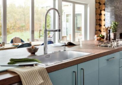 Kjøkkenvasker med godt design