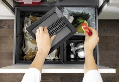 Smarte løsninger for avfallssortering