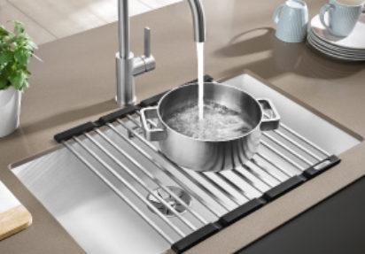 Folderist til Blanco kjøkkenvasker